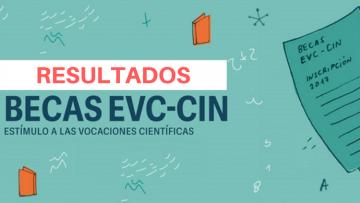 Resultados Becas Estímulo a las Vocaciones Científicas CIN 2017