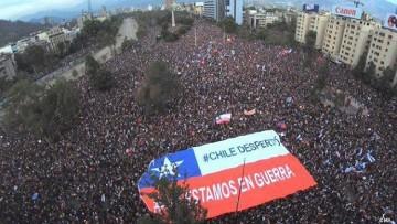 Comunicado del Consejo Directivo sobre la situación de las manifestaciones en Chile y Mendoza