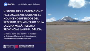 Defensa de seminario de María Pilar Giovanetti Ferreiro
