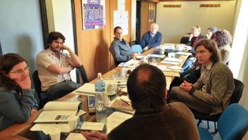 El ICB estuvo presente en la primera reunión del Consejo de Comunicación Pública de la UNCuyo