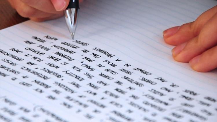 Taller de escritura en el marco del Programa TRACES