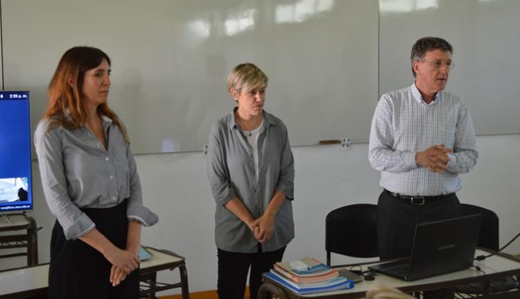 Se realizó el taller: Las competencias como estrategia de innovación curricular