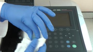 Curso de capacitación teórico-práctico en el uso espectrofotómentro UV-Vis (Shimadzu UV 1800) destinado a docentes e investigadores