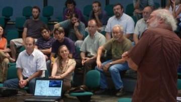Se llevó a cabo la charla sobre Vulcanismo en los últimos 10.000 años