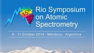 Trabajo de investigadores del QUIANID premiado en el 15 th Rio Symposium on Atomic Spectrometry