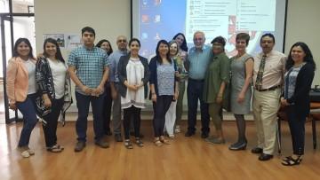 La Facultad participó en el Taller para la internacionalización de programas de acompañamiento y acceso efectivo a la educación superior