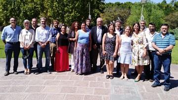 El investigador Alberto Kornblihtt visitó la Facultad