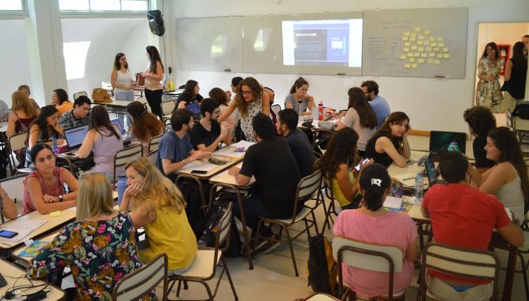 Se ralizó el taller sobre Innovación educativa: Diseño de experiencias de aprendizaje a través de nuevas metodologías y apps