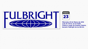 Oportunidad para estudiantes: Charla sobre becas Fulbright - 2016