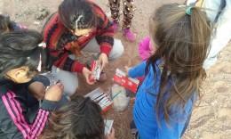 Programa de Voluntariado Universitario en escuelas rurales primarias del sur de Mendoza