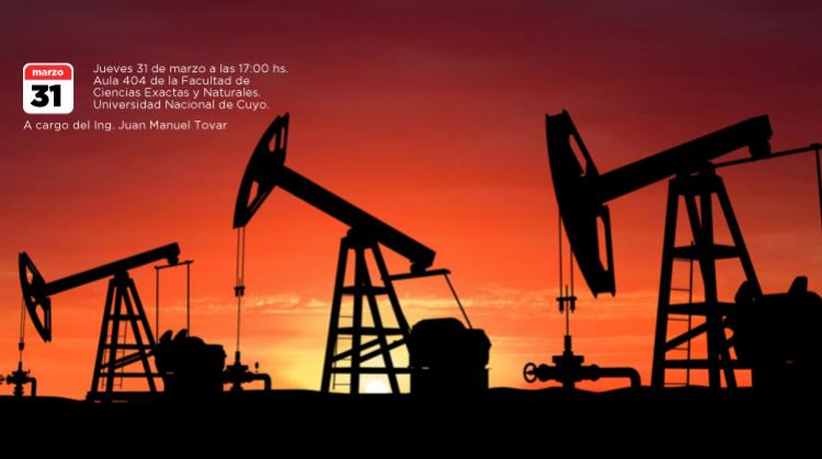 Charla Abierta: La industria del Petróleo y el rol de la Geología
