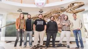 Diario UNO: Un nuevo linaje de dinosaurios gigantes fue descubierto en la UNCuyo