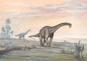Tras las huellas del dinosaurio malargüino.