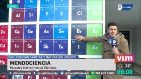 El Nueve: Más de mil chicos aprenden ciencia de forma interactiva
