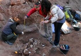 Diario Los Andes: El enterratorio hallado en Godoy Cruz tendría más de 1.000 años