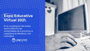 Convocatoria para estudiantes informadores vocacionales Expo Educativa 2021