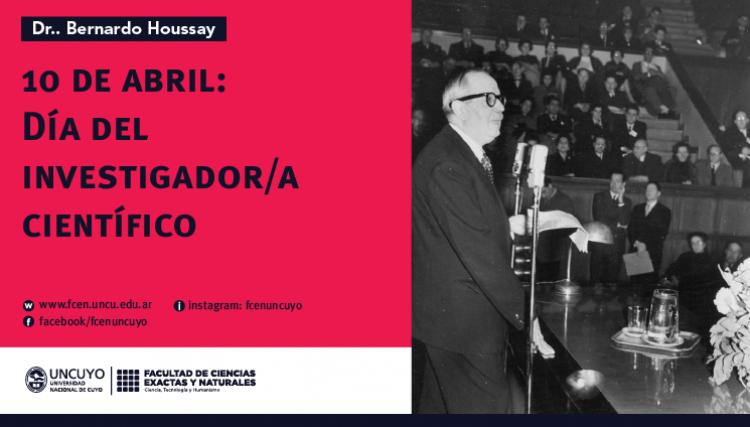 10 de abril: Día del investigador/a científico