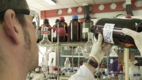 Charla para docentes sobre Higiene y Seguridad en laboratorios - 2015
