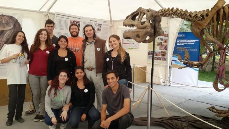 Laboratorio y Museo de Dinosaurios