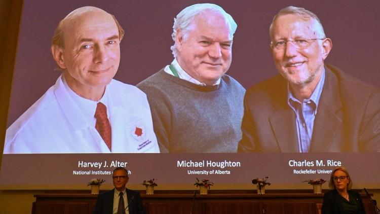 La Hepatitis viral: Premio Nobel de Medicina en palabras de la Dra. Laura Delgui