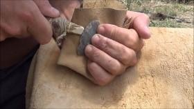 El Laboratorio de Paleoecología Humana de la FCEN inauguró la muestra arqueológica
