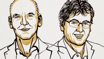 Sobre manos, asimetría y premios Nobel de Química
