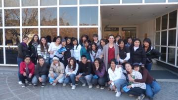 El ICB fue visitado por estudiantes de Tupungato